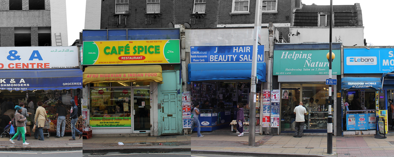 Ordinary streets - Peckham high street
